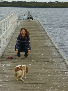 Capturing Joy Tucked Inside Summertime Waves