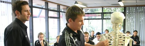Hands On Health Expert Joins New Zealand College Of Massage