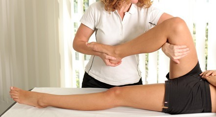 Massage helps keep joints healthy and mobile