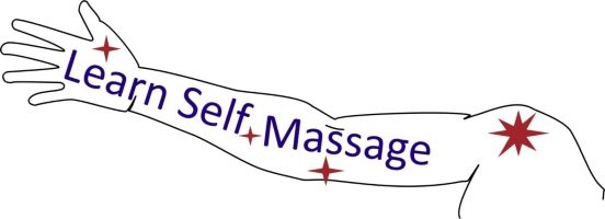 elbow wrist and hand pain self care massage techniques