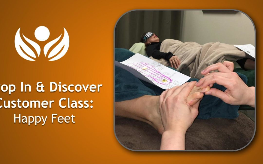 Happy Feet – Reflexology For Your Feet