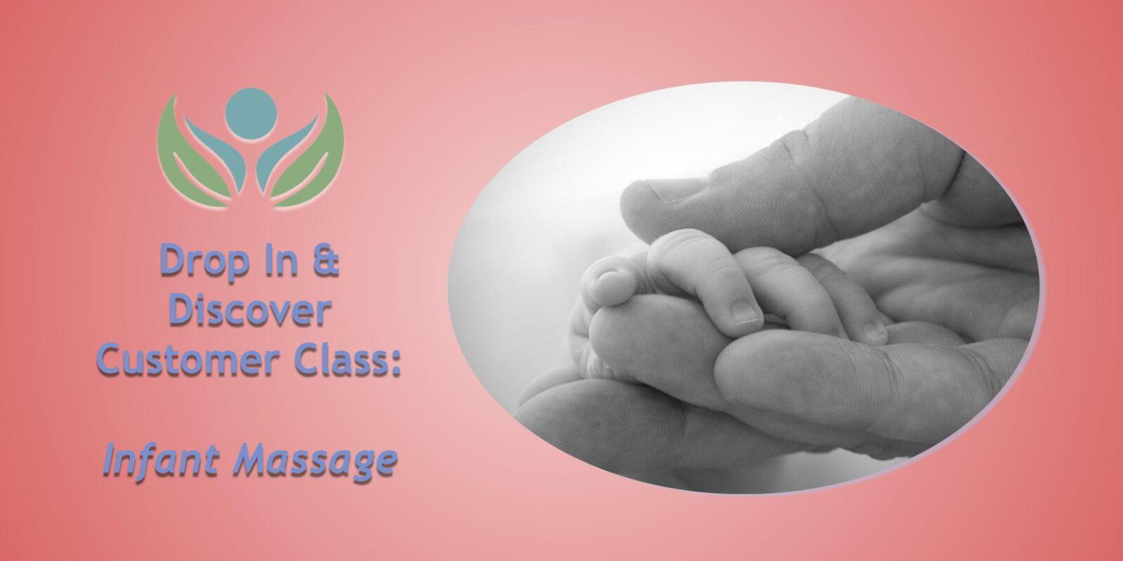Infant Massage event