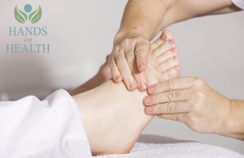 Why your feet need massage