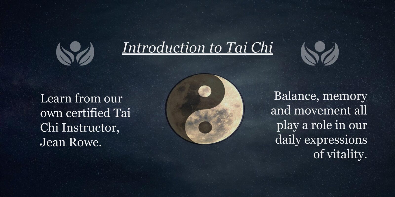 Introduction to tai chi