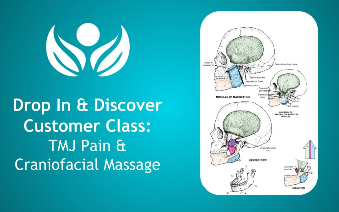 TMJ Pain and CranioFacial Massage